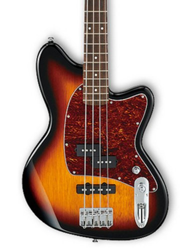 Ibanez TMB100TFB Tri-Fade Burst Talman Bass TMB100TFB