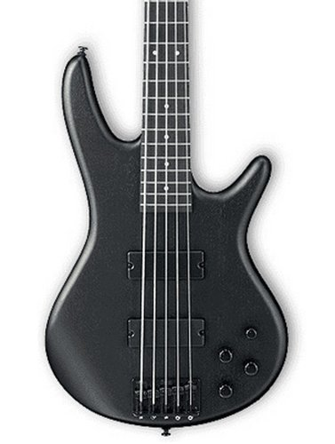 Ibanez GSR205BWK Weathered Black GIO Series 5-String Electric Bass GSR205BWK