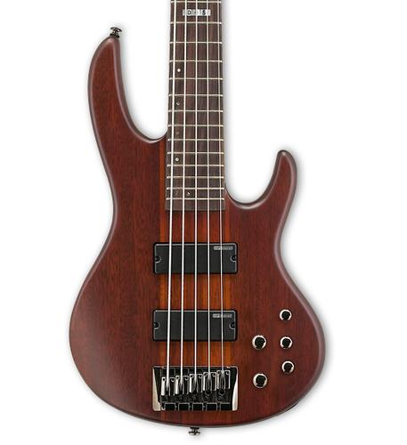 ESP LD5NS LTD D-5 5 String Electric Bass Guitar LD5NS
