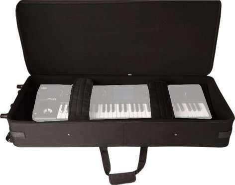 Gator Cases GK-49 Lightweight Foam 49-Key Keyboard Soft Case GK49