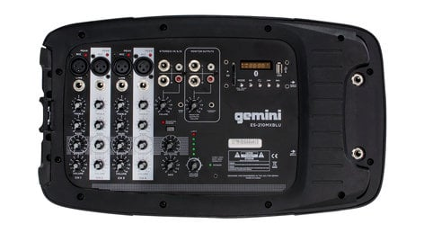 Gemini ES-210MX-BLU ES-210MXBLU ES-210MX-BLU