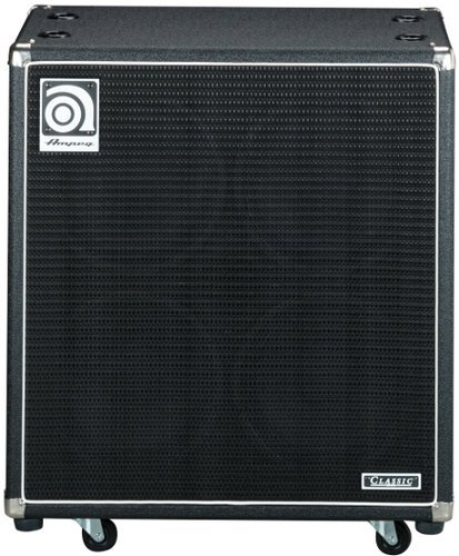 "Ampeg SVT-410HE 4x10"" Bass Cabinet with Horn, 500W RMS @ 8 ohms SVT410HE"