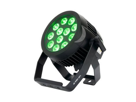 ADJ 12P-HEX-IP 144W IP65-Rated LED PAR Fixture with 12x 12W HEX LEDs 12P-HEX-IP