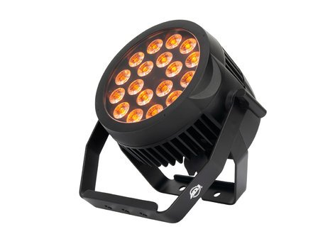 ADJ 18P-HEX-IP 216W IP65-Rated LED PAR Fixture with 18x 12W HEX LEDs 18P-HEX-IP