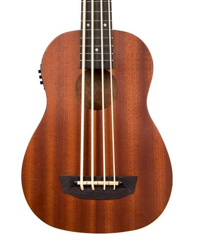 Kala UBASS-WNDR-FS Acoustic-Electric Fretted U•Bass with Bag UBASS-WNDR-FS