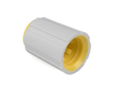 Allen & Heath AJ2079A Yellow Rotary Knob for GL2400 and GL3300 AJ2079A