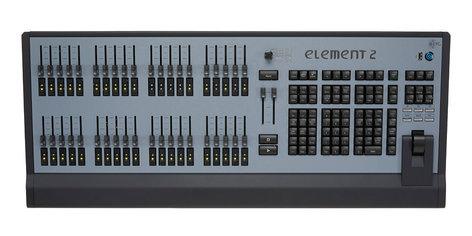 ETC/Elec Theatre Controls ELEMENT-2-1000 Element 2 - 1K Element 2 Control Console, 1024 Outputs ELEMENT-2-1000