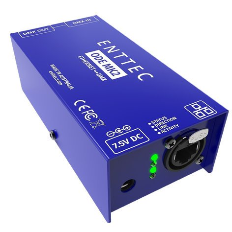 Enttec 70405 Open DMX Ethernet Gateway, MKII 70405