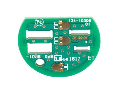 Shure 190A10420 Mic Head PCB for PGX2 and SLX2 190A10420