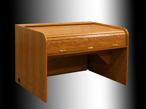 HSA Rolltops INSEXT-D Inspire Extended Rolltop Desk, Body Only INSEXT-D