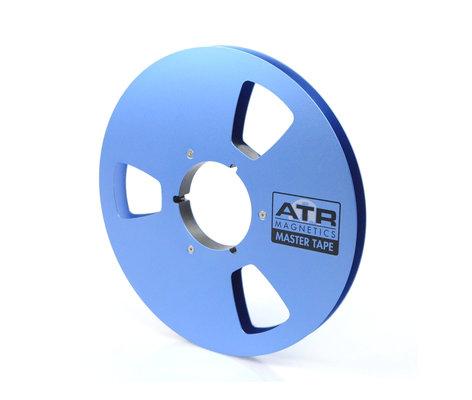 """ATR Magnetics ATR30907E 10.5"""" Empty Reel for 1/2"""" Tape with Finished Box ATR30907E"""