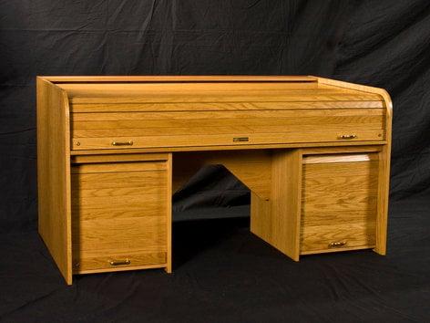 HSA Rolltops SXEXT-II Super Extended Rolltop Desk SXEXT-II