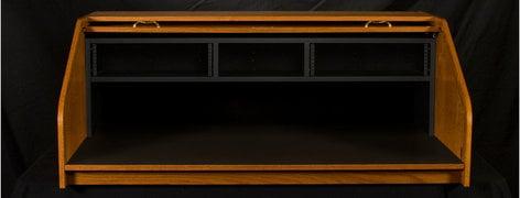 HSA Rolltops DTHREXT-II Desktop High Rise Extended Rolltop DTHREXT-II