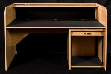 HSA Rolltops EXTRT-II Extended Rolltop Desk EXTRT-II