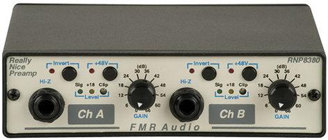 FMR RNP8380 Really Nice Preamp RNP8380