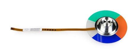 Panasonic TKGX5023 PTD4000U Replacement Color Wheel TKGX5023