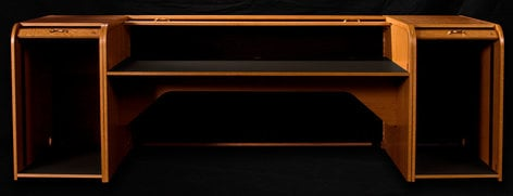 HSA Rolltops INSXT-II Inspire Super Extended Rolltop Desk INSXT-II