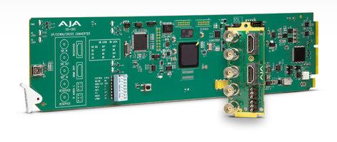 AJA OG-UDC 3G-SDI Up - Down - Cross-Converter with DashBoard Support OG-UDC