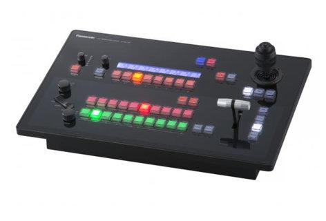 Panasonic AV-HLC100P Live Production Streaming Switcher AV-HLC100P