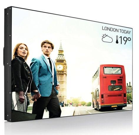"Philips Commercial 55BDL1007X 55"" Full HD 700nits Ultra Narrow Bezel Video Wall Display 55BDL1007X"