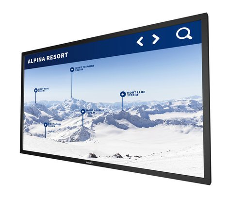 """Philips Commercial 55BDL3002H 55"""" 2500nits Commercial Ultra High Brightness HD Display 55BDL3002H"""