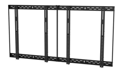 """Peerless SmartMount Flat Video Wall Mount 2X2 Kit For 46"""" to 55"""" Displays DS-VW655-2X2"""