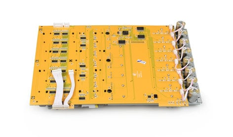 Behringer Q04-B1S00-16000 Middle Fader Bank PCB Assembly for X32 (New Version) Q04-B1S00-16000