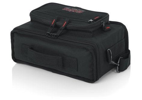 Gator Cases GM-4 Lightweight Padded Bag for 4 Microphones GATOR-GM-4