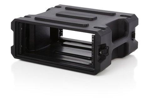 "Gator Cases G-PRO-4U-19 4RU, 19"" Deep Molded Audio Rack G-PRO-4U-19"