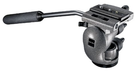 Gitzo G2380 Series 2 Aluminum Quick Release Fluid Video Head G2380