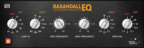 PreSonus FAT-BAX-EQ Fat Channel Baxandall EQ Plug-in [VIRTUAL] FAT-BAX-EQ