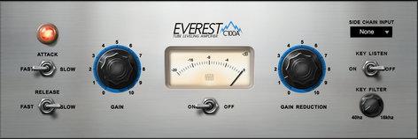 PreSonus FAT-EVEREST-C100 Fat Channel Everest C100A Compressor Plug-in [VIRTUAL] FAT-EVEREST-C100