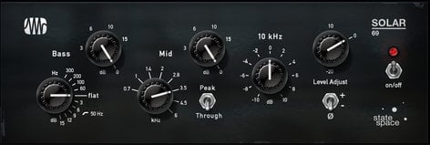 PreSonus FAT-SOLAR-69 Fat Channel Solar 69 EQ Plug-in [VIRTUAL] FAT-SOLAR-69