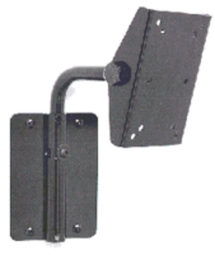 Allen MM-022-BLACK-RST-06 MM-022-BLACK [RESTOCK ITEM] Black Speaker MultiMount with 60 lb Capacity MM-022-BLACK-RST-06