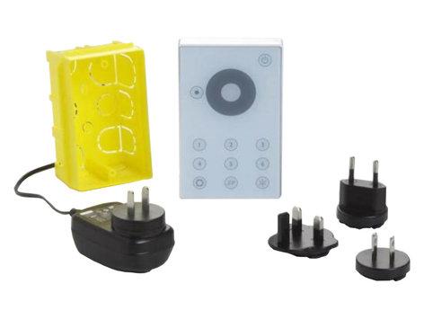 Philips Color Kinetics 303-000001-01 Vaya Touch Controller, Black 303-000001-01