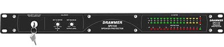 Drawmer SP2120 2-Channel Speaker Protector SP2120