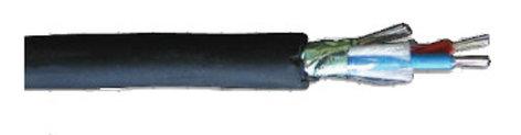 TMB ZDP45NS2L 2 ft Dataplex DMX Labeled Cable ZDP45NS2L