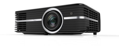 Optoma UHD51A 2,400 Lumen Voice Assistant-Compatible 4K UHD Projector UHD51A