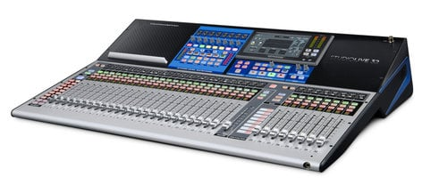 PreSonus STUDIOLIVE-32-AVB3-K Digital Mixer Bundle with Mixer, Stageboxes, Ethernet Switch and Cables STUDIOLIVE-32-AVB3-K