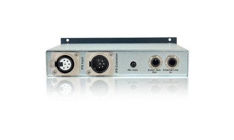 Clear-Com MA-704 Program Interrupt/IFB System Master Control/Talent Access Station MA704