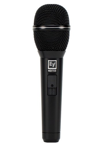 Electro-Voice EKX-12-DUAL-3-K Passive Speaker Bundle with Speakers, Microphone, Stands and Cables EKX-12-DUAL-3-K