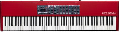 Nord NORD-PIANO4 Piano 4 88-Key Hammer-Action Studio Piano  NORD-PIANO4