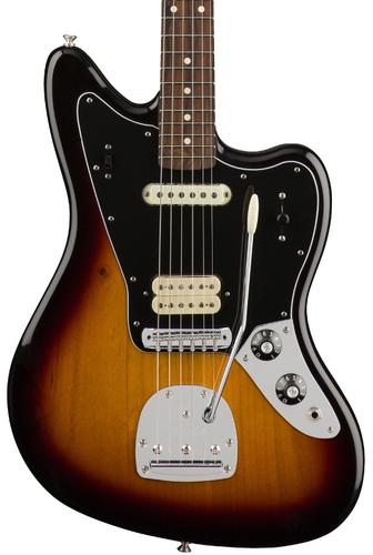Fender JAGUAR PLAYER PF Player Jaguar Electric Guitar With Pao Ferro  Fingerboard JAGUAR