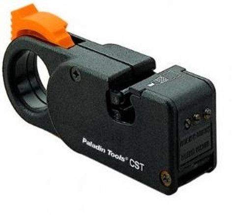 Paladin Tools PA1248 CST 3-Level Coax Stripper PA1248