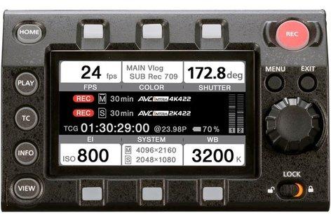 Panasonic AU-VREC1G VariCam Recording Module AU-VREC1G