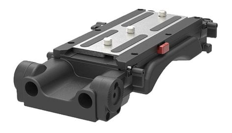 Panasonic AU-VSHL2G  Cinema-Style VariCam Shoulder Mount with Sliding Camera Plate AU-VSHL2G
