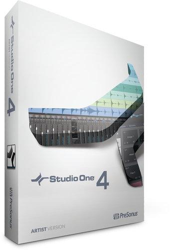 PreSonus S1-4-NOT-ART-XGD Studio One 4 Artist Crossgrade from Notion [DOWNLOAD] S1-4-NOT-ART-XGD