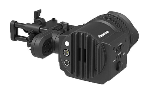 Panasonic VariCamLT-VF VariCamLT Kit with 4K Digital Cinema Camera and OLED Viewfinder VARICAMLT-VF