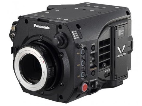 Panasonic VCLT-PROEX-B512 VariCamLT Kit with 4K Digital Cinema Camera and Select Accessories VCLT-PROEX-B512