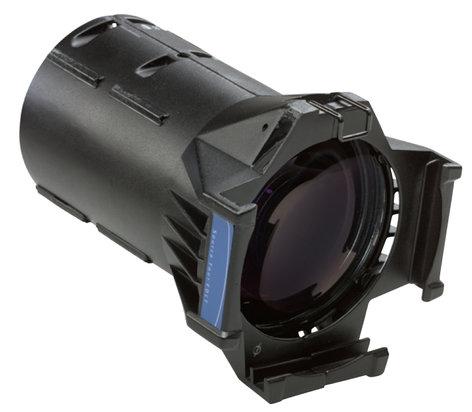 ETC 419EDLT 19 Degree Source Four EDLT with Lens Installed in Black 419EDLT